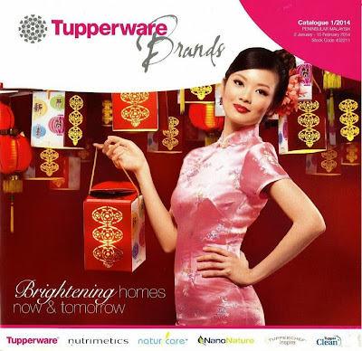 Katalog Tupperware Januari 2014