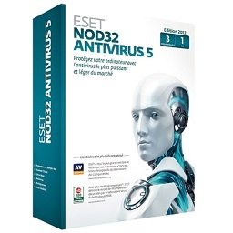 ESET NOD32 Antivirus 5.2.15 Free Download