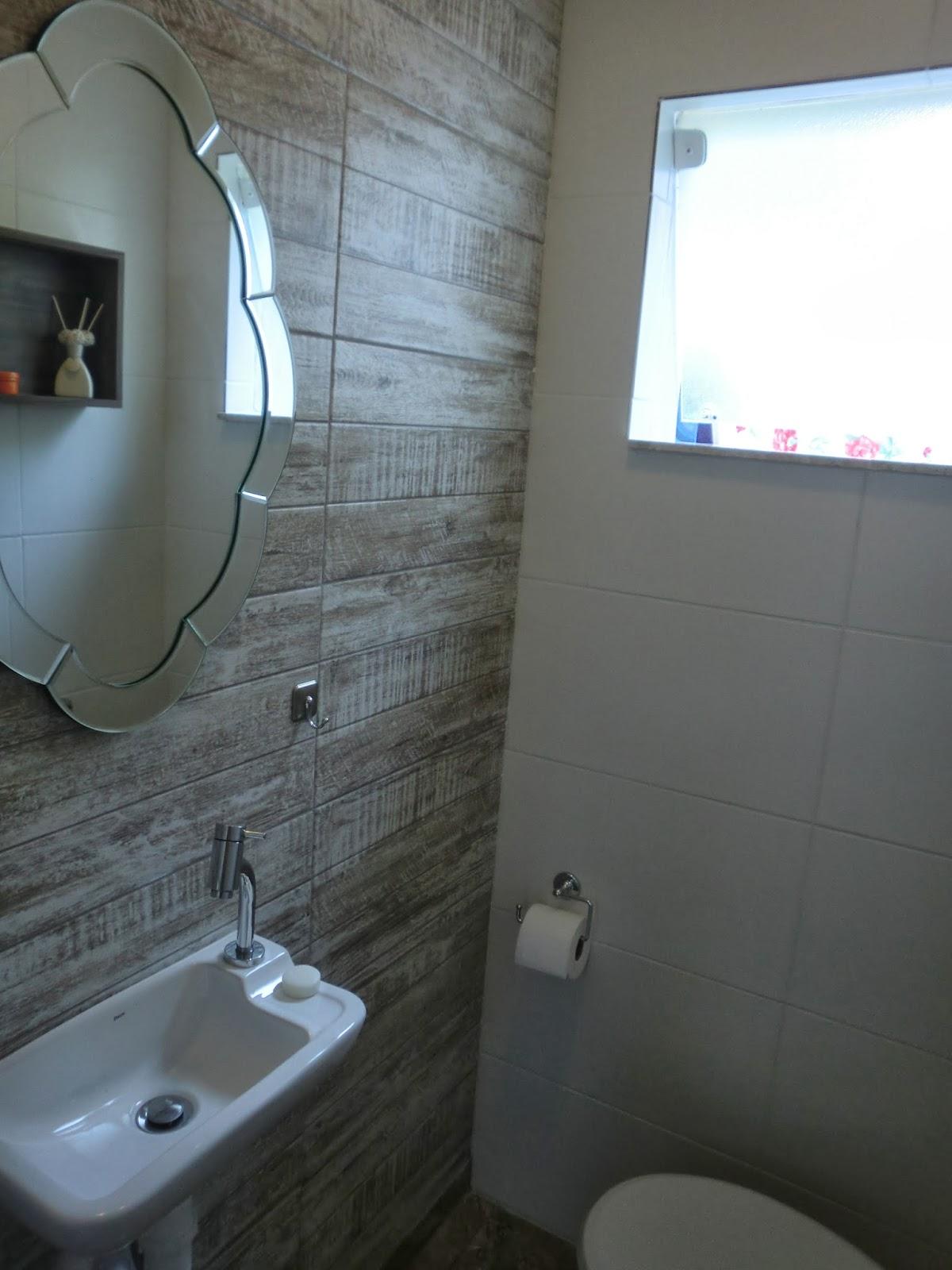 Mini Lavabo Depois da Reforma Antes e Depois Reforma de Banheiro  #267FA5 1200 1600