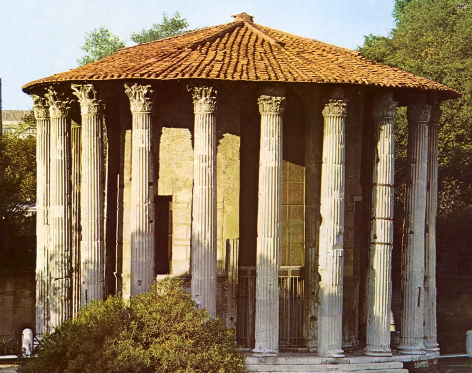 Historia del arte temas y selecci n de im genes maison for Arquitectura griega templos