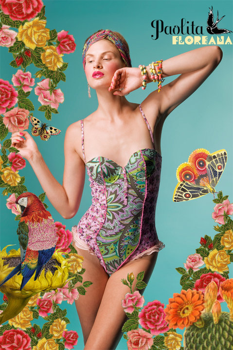 Odalisque, Paolita swimwear S/S 2011