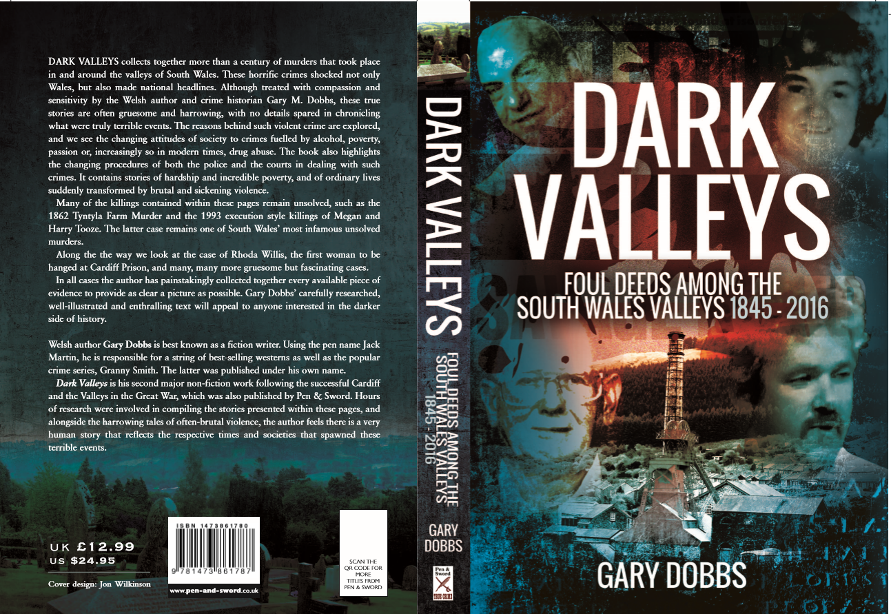 AVAILABLE NOW - DARK VALLEYS
