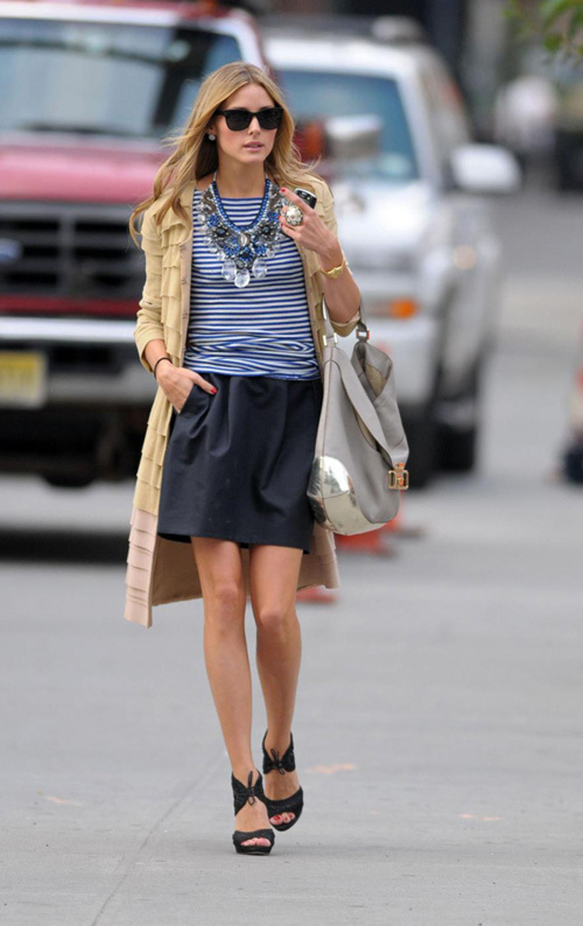 Olivia Palermo Style Flip And Style