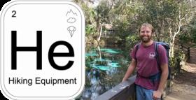 Helium Hiking Equipment