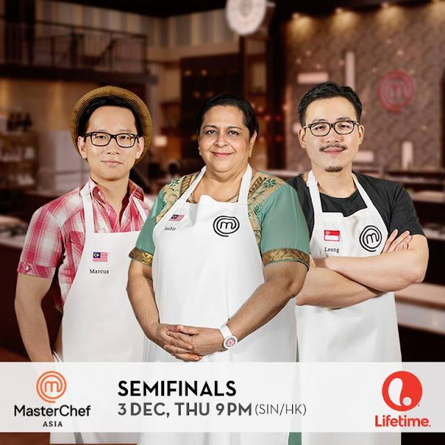 MasterChef Asia Season 1 Episode 14: Recap and Thoughts on Episode 14