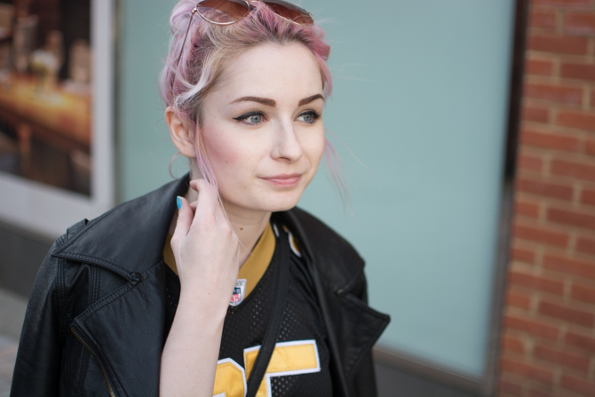 beauty blogger make up of the day