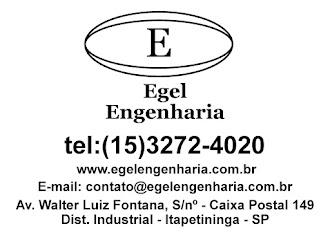 EGEL ENGENHARIA OBRAS EM CONCRETO PRÉ MOLDADOS TEL: (15) 3272-4020
