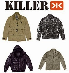 (Updated) Great Deal: Flat 50% Off on Killer Jackets For Men + 10% Extra Discount @ Infibeam