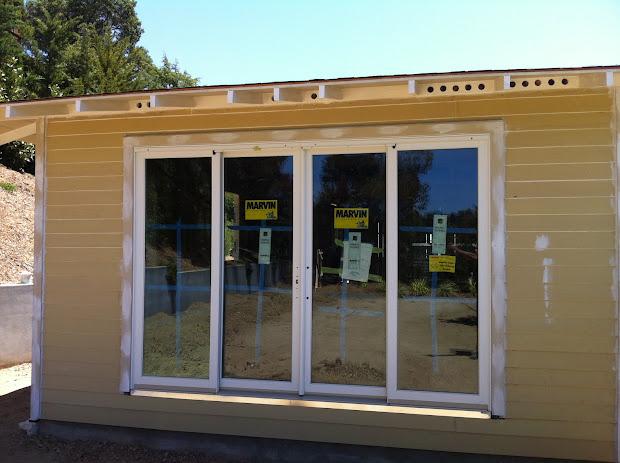 4 Panel Sliding Patio Doors