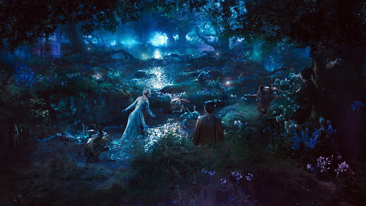 Maleficent Movie 2014 11