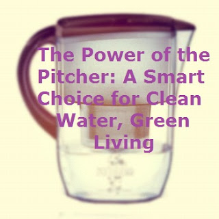 Having a pitcher of water in your fridge will have positive health and environmental effects.