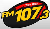 Rádio 107 FM da Cidade de Três Rios ao vivo