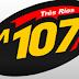 Ouvir a Rádio 107 FM 107,3 de Três Rios - Rádio Online