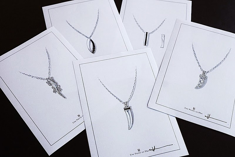 フルオーダーペンダントネックレスのデザインテーマは大好きなオオトカゲ。
