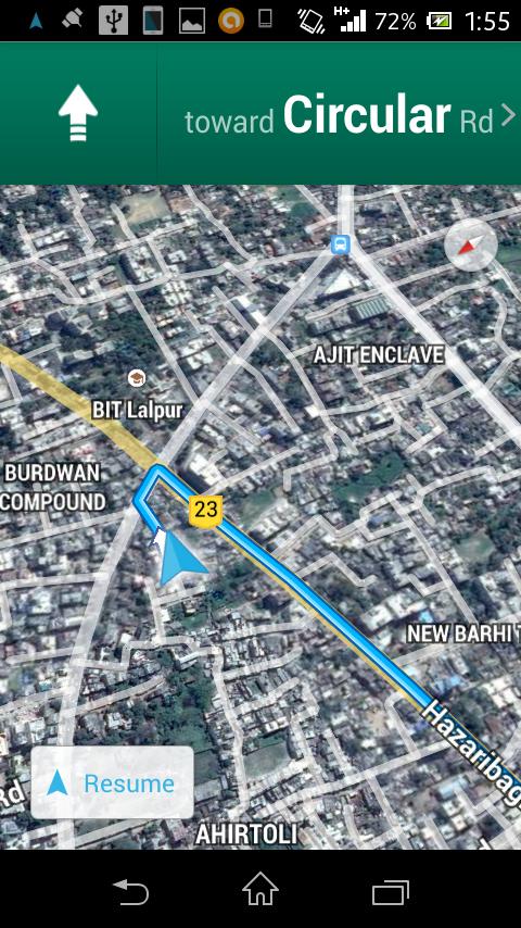 Shturmann GPS-навигатор, карты на андроид скачать