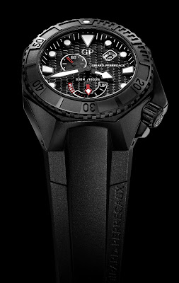 Girard-Perregaux Sea Hawk Ceramic replica watch