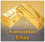 Perdagangan komoditi emas online memberikan Anda keleluasaan untuk berinvestasi emas tanpa resiko kehilangan emas fisik dan tanpa biaya tambahan penyimpanan yang mahal.