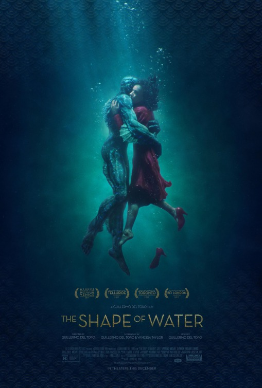 """THE SHAPE OF WATER"""