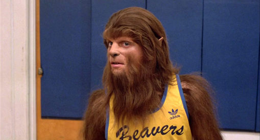Michael J. Fox en Teen Wolf