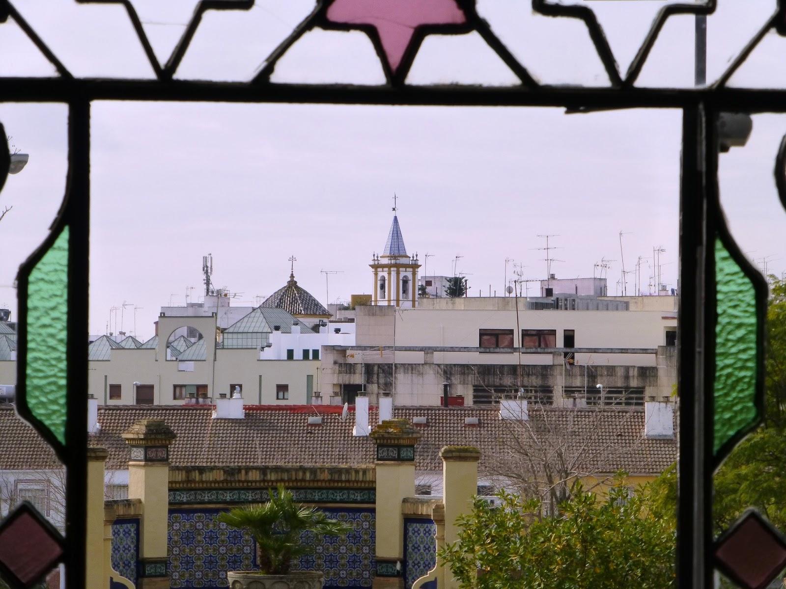 pintamonos: VISITA AL PALACIO DE ALPÉRIZ, EN DOS HERMANAS