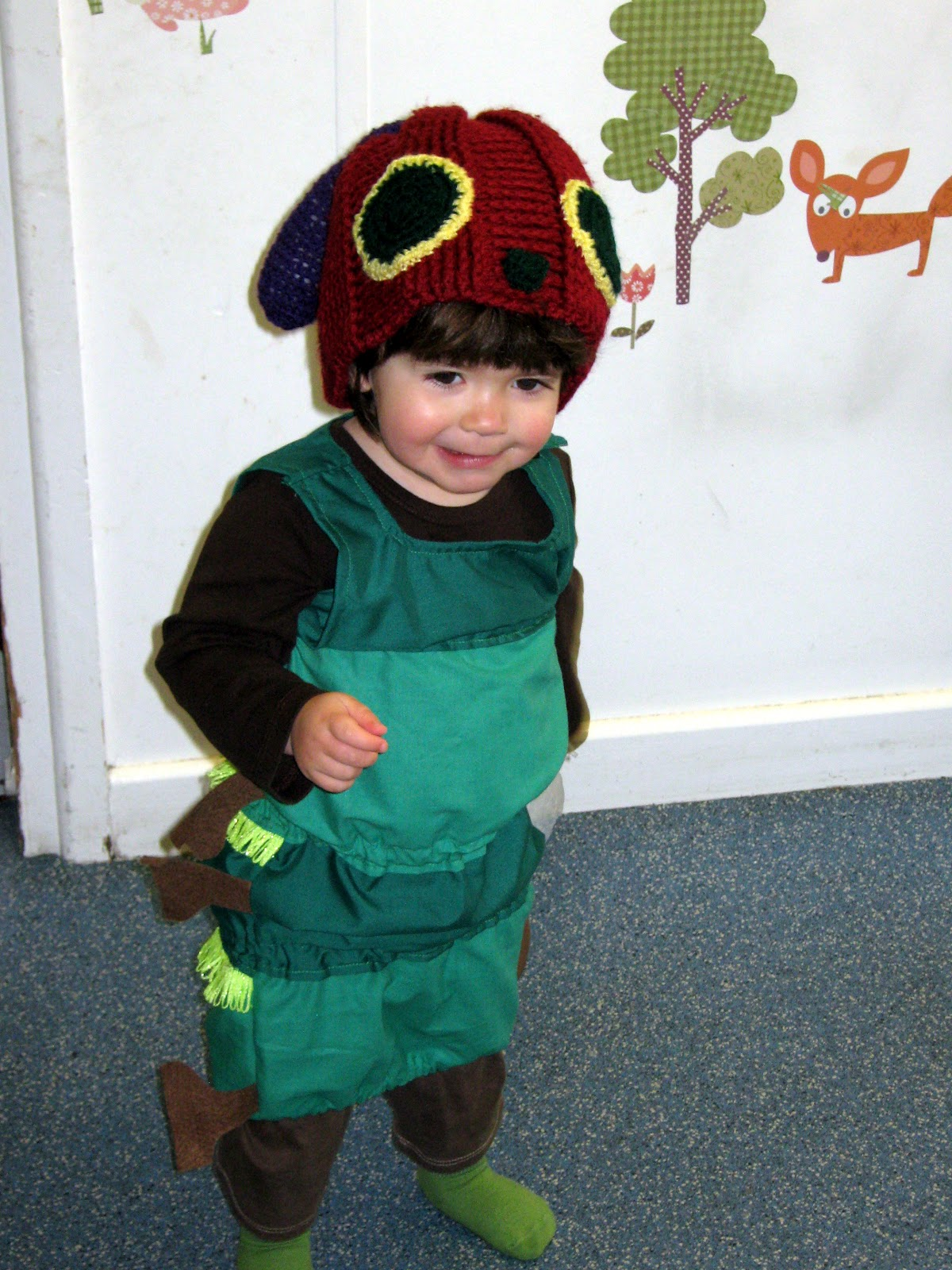 Virtage Gets Crafty World Book Day award-winning Very Hungry Caterpillar costume  sc 1 st  Virtage Gets Crafty & Virtage Gets Crafty: World Book Day: award-winning Very Hungry ...