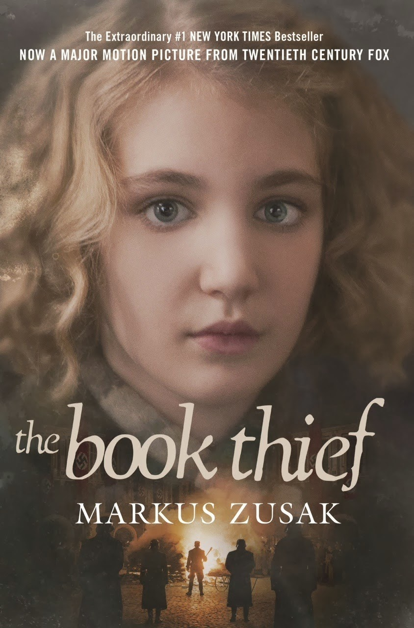 the write things confessions of a writer reading the book thief by markus zusak i ve had my eye on this book for quite some time when i got home my sister had bought it and it was sitting