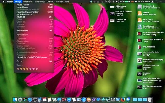 OS X Yosemite 10.10 Public Beta (14A299l)