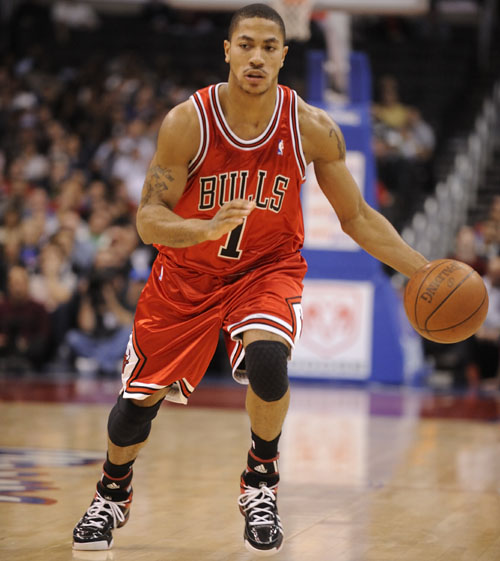 derrick rose chicago bulls wallpaper. chicago bulls wallpaper