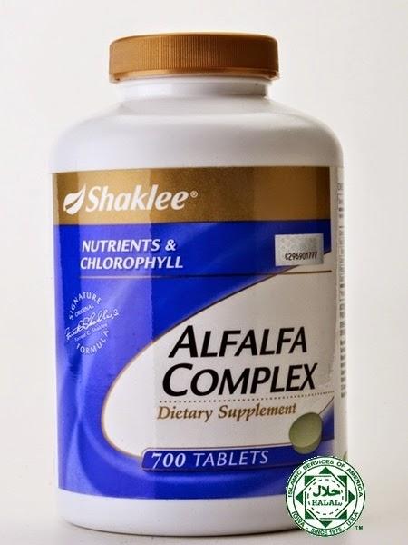 alfafa, masalah keputihan, saya jual shaklee, pengedar shaklee kuantan, jamu moden, masalah kulit, masalah sembelit