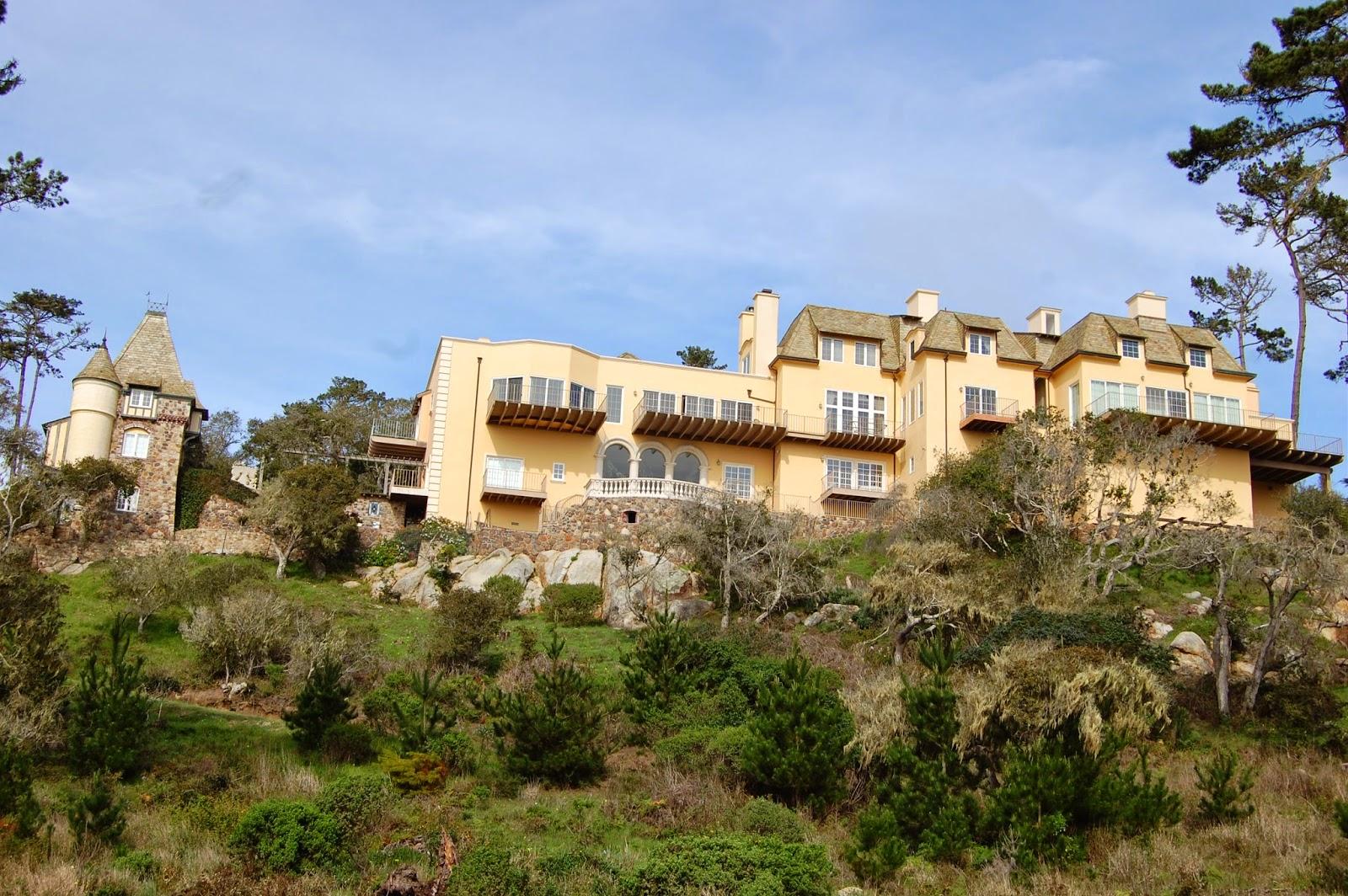 Une des villa de Monterey