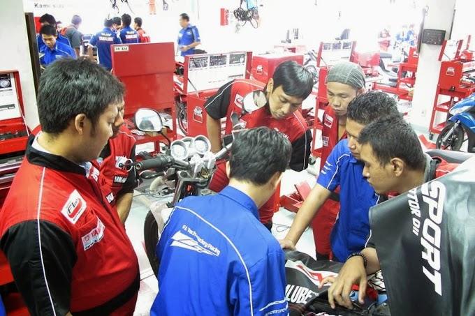 """FI Ready Membuat Motor Yamaha """"Mudah Murah Perawatannya"""""""