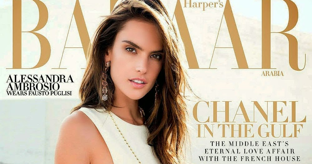 LifeStar News: Алесандра Амброзио гостува на Harper's ...