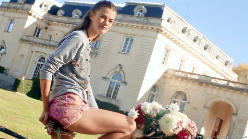 Moda casaual primavera verano 2015 Uma. Colecciones de moda Argentina 2015.