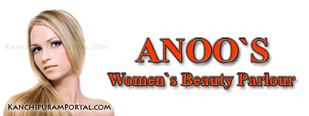 Anoos Womens Beauty Parlour Kanchipuram