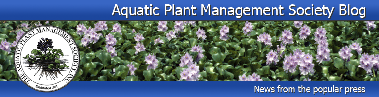 Aquatic Plant Management Society Blog