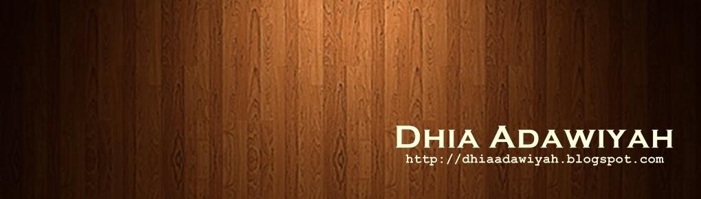 Dhia Adawiyah