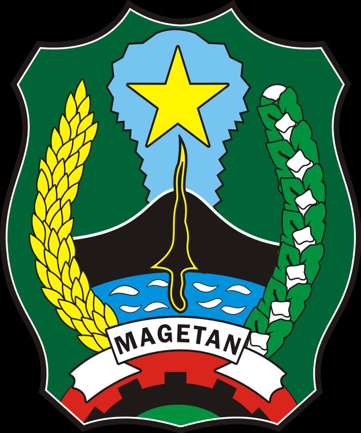 Magetan Indonesia  city pictures gallery : Logo Kabupaten Magetan ~ Kumpulan Logo Indonesia
