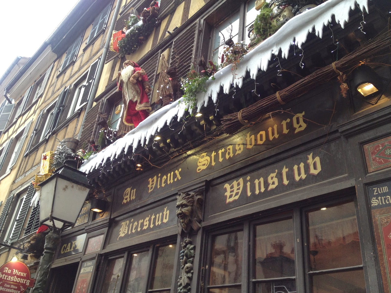 Au Vieux Strasbourg, Strasbourg, France