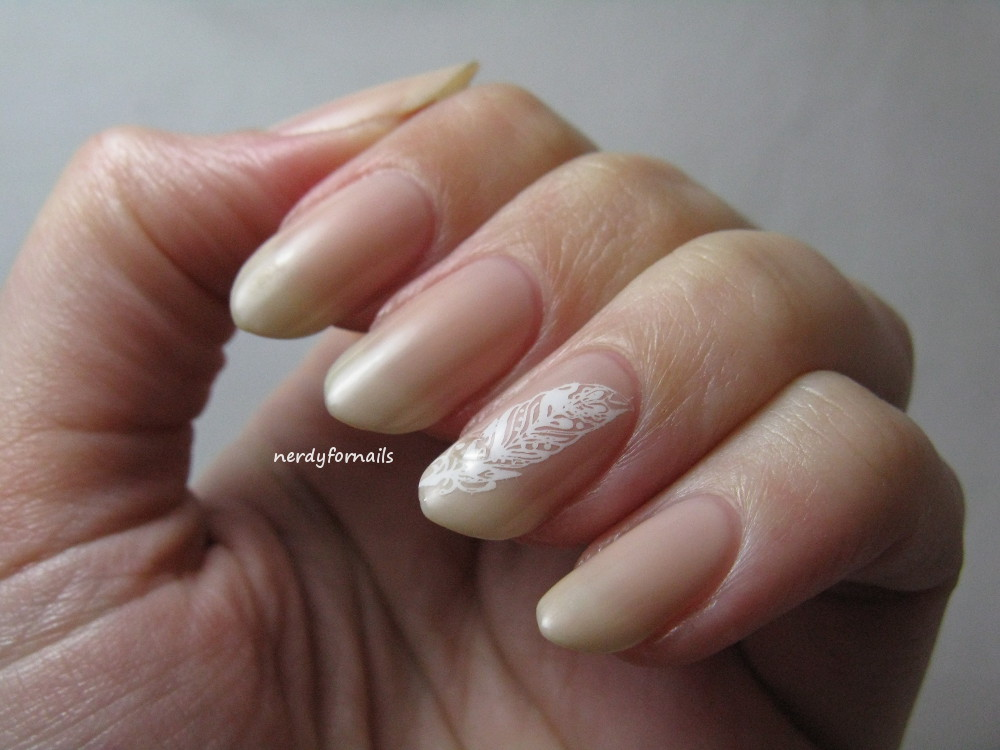 Nerdy for Nails: Interview Appropriate Nails- French Pink and Subtle ...
