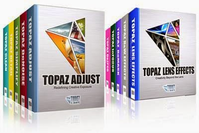 Topaz Plug-ins Bundle for Adobe Photoshop