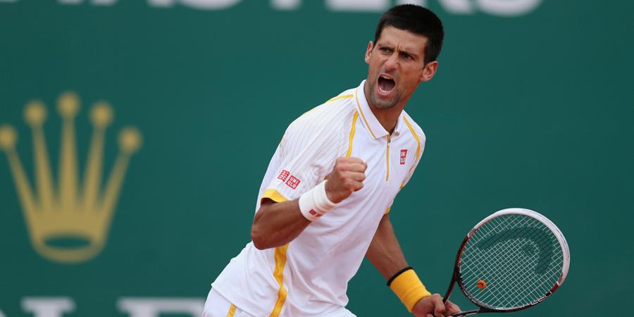 Novak Djokovic Meilleur Joueur du Tennis pour 2015