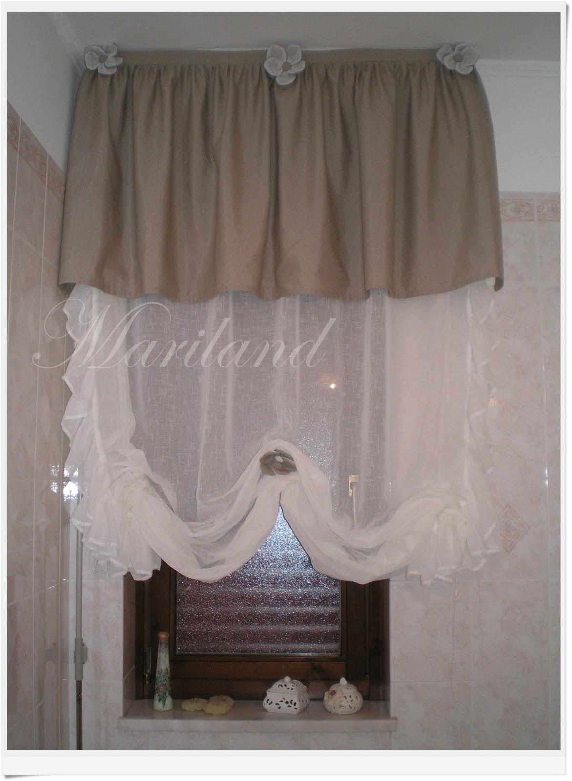 Tenda Finestra Bagno: Foto tenda in bagno de belleri tende ...