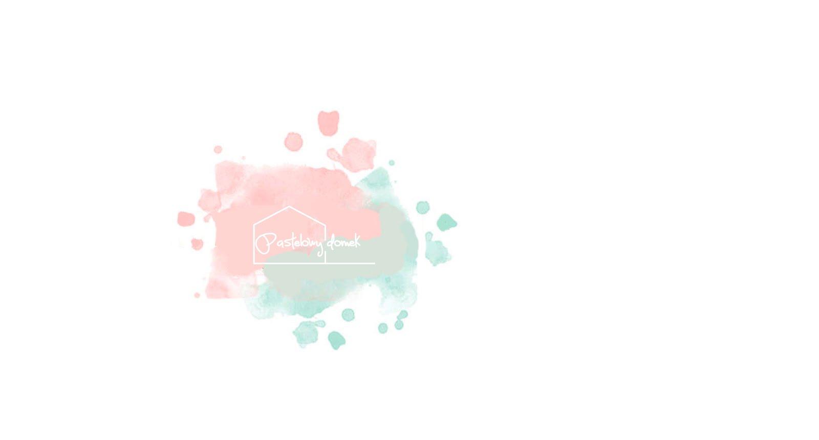 Pastelowy domek