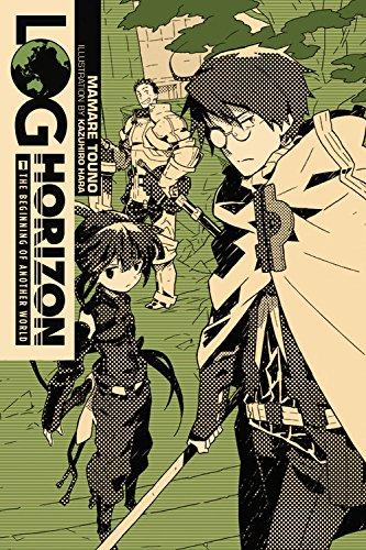 Actu Manga, Actu Roman, Log Horizon, Manga, Ofelbe, Roman, Actu Light Novel, Light Novel,
