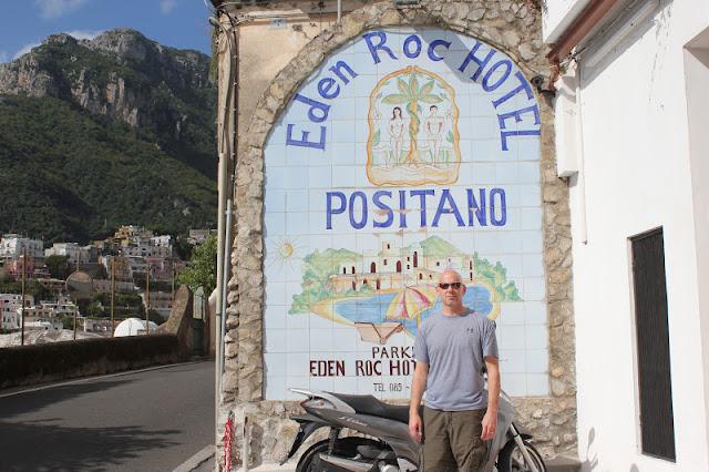Eden Roc Hotel, Positano, Italy