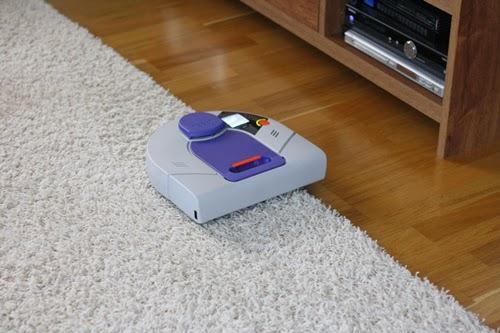 Robotti-imuri siivoaa puolestasi