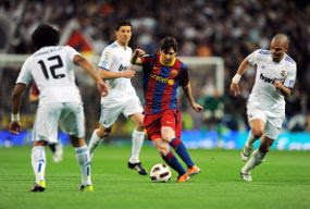 Video Real Madrid vs Barcelona 1-1