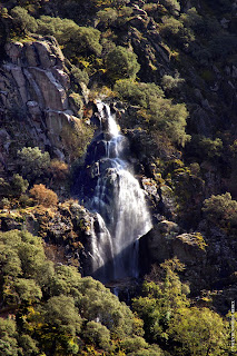 Chorrero de La Virgen, Reserva Natural Garganta de los Infiernos
