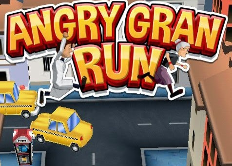 Download Angry Gran Run Mod Apk v1.9.0.0 (Unlimited Coins and Gems)