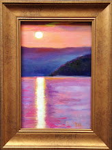 """Keuka Sunset I"""